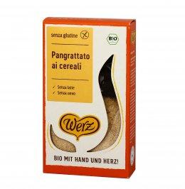 PANGRATTATO BIO - SENZA GLUTINE Mix di farine per impanatura di Werz