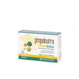 Propolnutra Tosse e Gola - 20 Compresse
