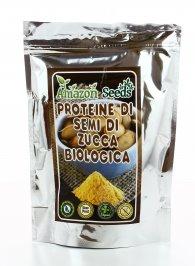 Proteine di Semi di Zucca Bio
