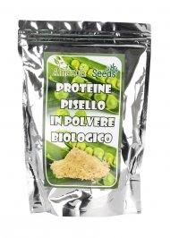 Proteine Pisello in Polvere Bio