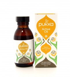 Pukka Oil - Active Oil