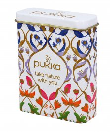 Pukka Travel Sachet Tin
