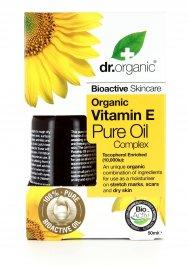Olio Essenziale con Vitamina E