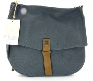 Borsa Media a Tracolla - Grey