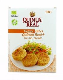 PREPARATO BIOLOGICO PER PRODOTTI DA FORNO - VEGGY BITES QUINUA REAL Prodotto per cucinare deliziosi piatti vegetali e senza glutine di Quinua Real