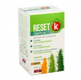 Depurativo Reset K Detox