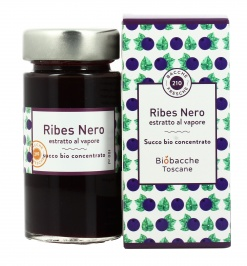 Ribes Nero - Estratto al Vapore