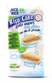 Rice & Rice - Cake allo Yogurt
