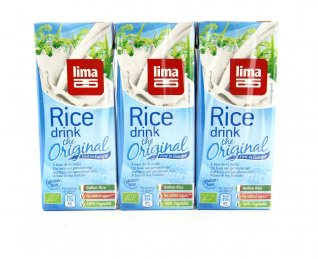 Rice Drink Original - 3x200 ml