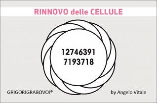 Tessera Radionica 55 - Rinnovo delle Cellule
