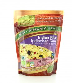 Riso all'Indiana con Anacardi e Bacche Berberis - Indian Rice