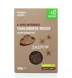 Riso Integrale Thailandese Rosso Bio