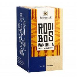 Rooibos Vaniglia - Tisana Bio