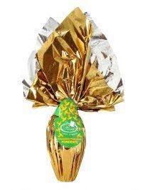 Uovo al Cioccolato Fondente e Farro Soffiato Bio