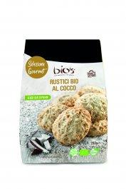 Biscotti Rustici al Cocco Bio