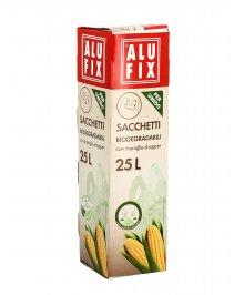 Sacchetti Biodegradabili per Umido 25 litri (10 sacchetti)