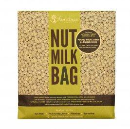 Sacchetto di Canapa Biologico per Latte Vegetale