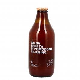 Salsa Pronta di Pomodoro Ciliegino Bio