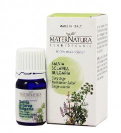 Olio Essenziale di Salvia Sclarea Bulgaria