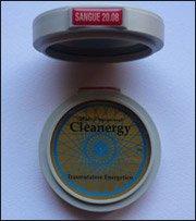 Memorie Energetiche per il Sistema Midi Cleanergy® - Sangue