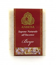 Sapone Naturale all'Incenso Beyo