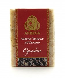Sapone Naturale all'Incenso Ogaden