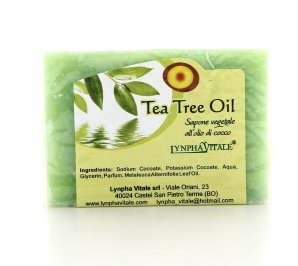 Sapone Naturale Tea Tree Oil