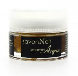 Sapone Nero Naturale - 50 ml.