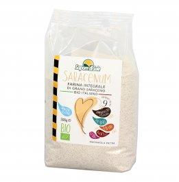 Saracenum - Farina di Grano Saraceno Bio Senza Glutine