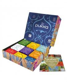 Cofanetto Regalo con Tè Biologico - Tea Selection Box