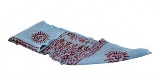 Sciarpa Mantra Piccola Azzurra