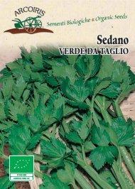 Semi di Sedano Verde da Taglio - 4 g.