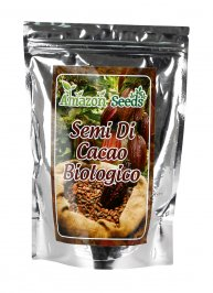Semi di Cacao Biologico