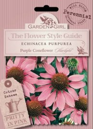 Semi di Echinacea Purpurea - Purple Coneflower Starlight