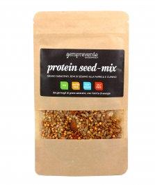 Mix di Semi Germogliati Bio - Grano Saraceno, Paprika e Cumino