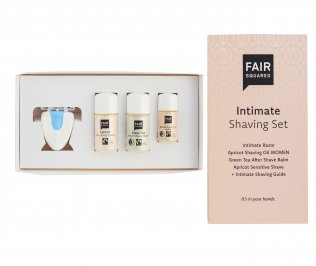 Intimate Shaving Set - Kit Rasatura Donna