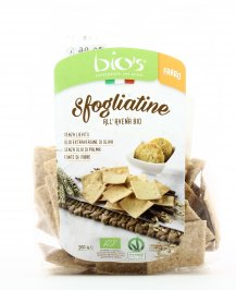 Sfogliatine all'Avena Bio