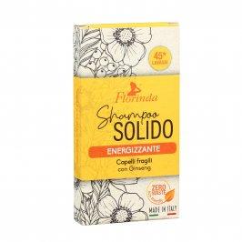 Shampoo Solido Energizzante per Capelli Fragili