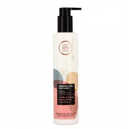 Shampoo Balsamo 2 in 1 - Morbidezza e Luminosità