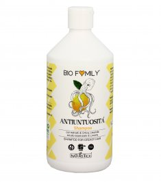 Shampoo Biologico Antiuntuosità - Bio Family