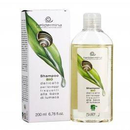 Shampoo Bio Delicato Lavaggi Frequenti alla Bava di Lumaca