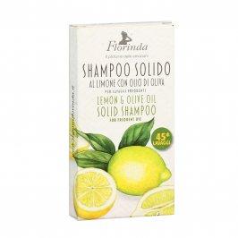 Shampoo Solido al Limone e Olio di Oliva - Per Lavaggi Frequenti