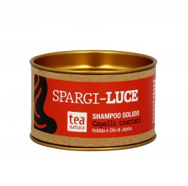 "Shampoo Solido ""Spargi-Luce"" per Capelli Trattati"