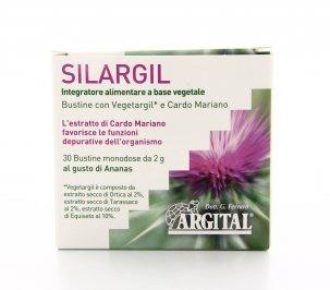 Silargil - Bustine con Vegetargil e Cardo Mariano