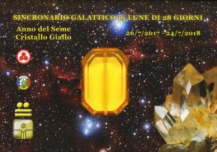 Sincronario Galattico - Nuovo Sincronario Maya 2017/2018