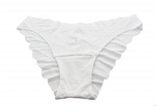 Mutanda Slip - Bianco Invisibile