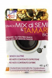 Snack Mix di Semi e Tamari