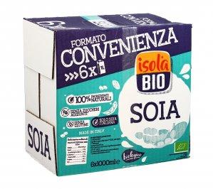 Bevanda di Soia - Confezione Risparmio
