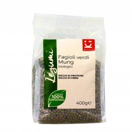 Fagioli Verdi Mung (Soia Verde) Bio