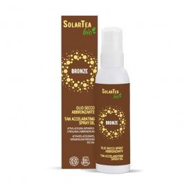 Olio Secco Spray Abbronzante - SolarTea